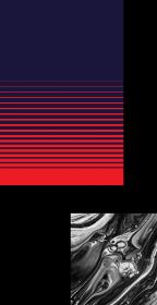 Komin Paski - Retro vaporwave styl