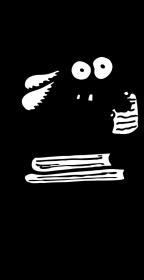 Mól książkowy - torba