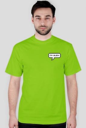 Koszulka I'm alien