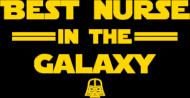 Best nurse - koszulka damska