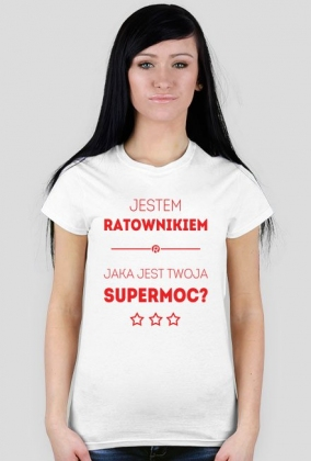Jestem ratownikiem jaka jest Twoja SUPERMOC?