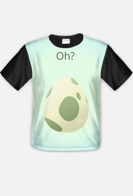 Oh? Jajko Pokemon GO