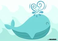 Przyjazny wieloryb