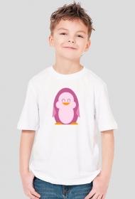 Wesoły pingwinek