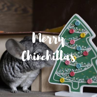 Naklejka na laptopa - Merry Christmas 15,6'