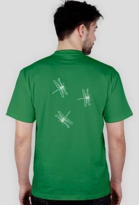 Ważki koszulka męska