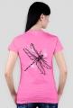 Ważki koszulka damska
