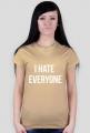 I Hate Ona koszulka