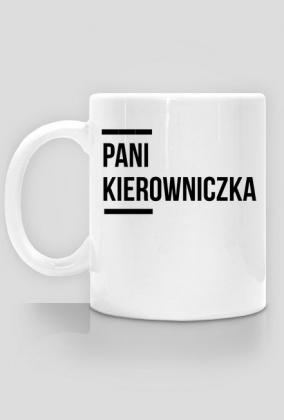 Kubek Pani Kierowniczka