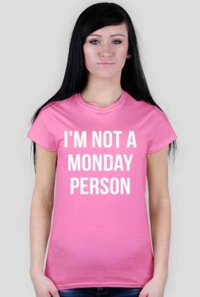 Monday Person