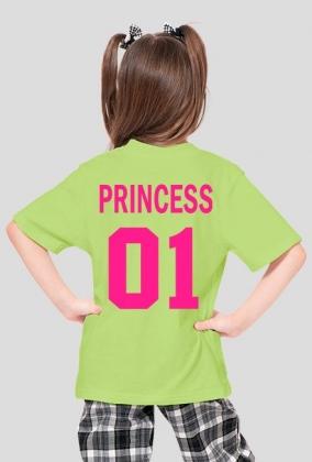 Princess 01 (rózne kolory)