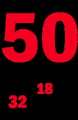 Kubek na 50-ste urodziny