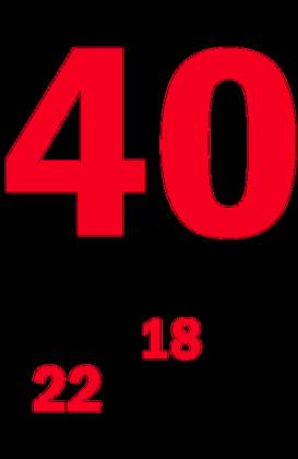 Kubek na 430-ste urodziny
