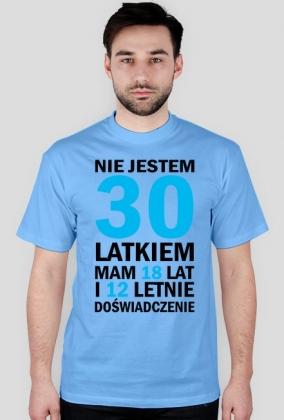 Koszulka na 30-ste urodziny