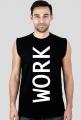 """Motywacyjna koszulka """"Work Out"""""""