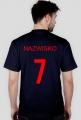 Koszulka z Twoim nazwiskiem i numerem [personalizowanie]
