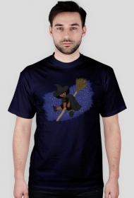 Mała Czarownica - Little Witch - duża koszulka
