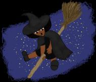 Mała Czarownica - Little Witch - koszulka
