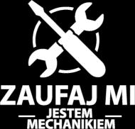 Koszulka męska ciemna - Zaufaj mi jestem mechanikiem