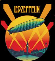 Led Zeppelin damska koszulka