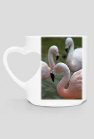Kubek Flamingi