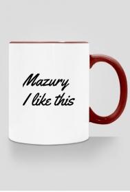 Kubek Mazury
