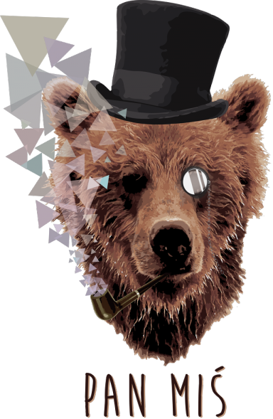 Mr. Bear - polish