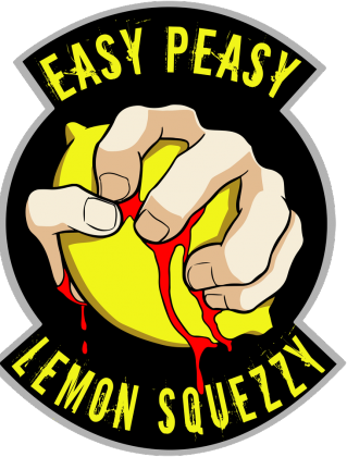 easy peasy lemon squeazy