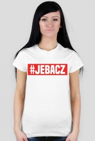 #JEBACZ - koszula damska