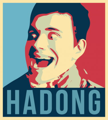 Tivolt Poster - bluza męska
