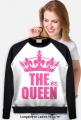 The Queen - damska bluza