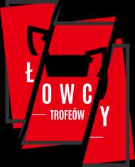 Koszulka Łowcy - Cięte Logo Czerwone