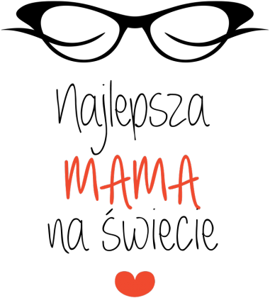 Bluzka Najlepsza Mama