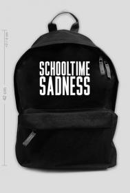 "Plecak 42cm ""Schooltime Sadness"""