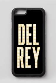 "iPhone 6/6S case ""Del Rey"""