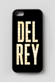 "iPhone 5/5S case ""Del Rey"""