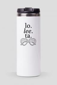 "Kubek termiczny ""lo. lee. ta."""