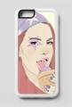 "iPhone 6/6S case ""Coney Island Queen"""