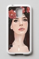"Samsung Galaxy S5 case ""Bloody Rose"""