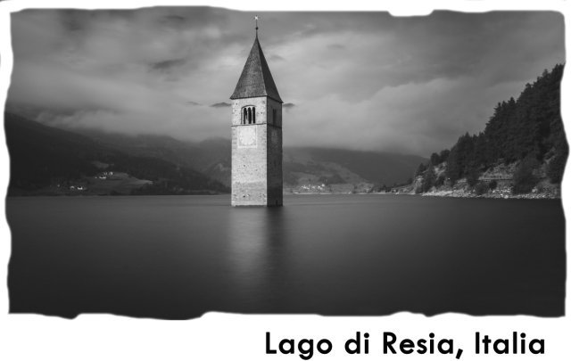 Koszulka Lago di Resia, Italia.