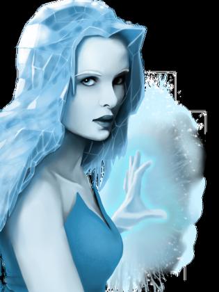 Kubek biały Killer Frost bez tła