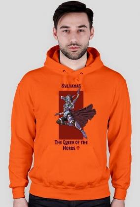 Bluza męska z kapturem Queen Sylvanas