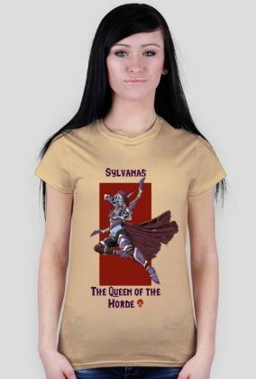 Koszulka damska Queen Sylvanas