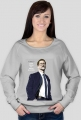 Bluza damska GOTHAM Gordon Keep Calm and Wear Glasses