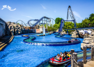 Puzzle Magnetyczne Europa-Park (63 elementy)