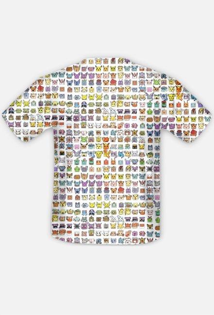 Pokemon Go - fullprint męski