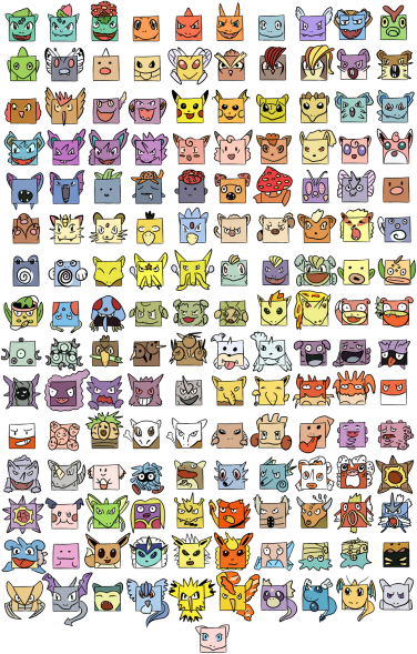 Plakat Pokemon