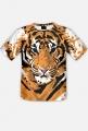 Tygrys fullprint męski