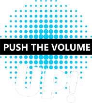 Push The Volume UP! (Niebieska)