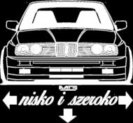 BMW E30 Nisko i Szeroko #2